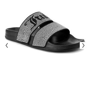 Juicy couture winx slides size 7
